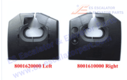 HANDRAIL INLET NEW 8001620000