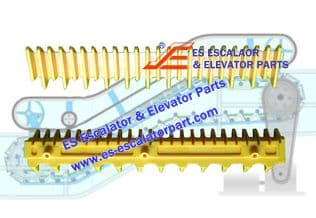 Escalator Part KODM4020 Step Demarcation NEW