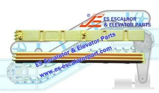 Escalator Part KODM4021 Step Demarcation NEW