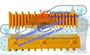 Escalator Part KYDM4054 Step Demarcation NEW