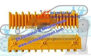 Escalator Part KYDM4056 Step Demarcation NEW