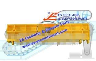 Escalator Part KYDM4057 Step Demarcation NEW