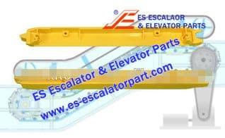 Escalator Part LL28034033 Step Demarcation NEW