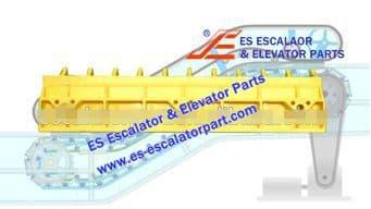 Escalator Part S645C607H02/H04 Step Demarcation NEW