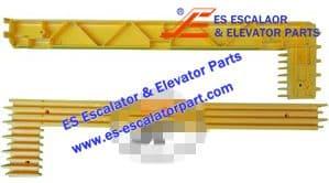 Escalator Part SHDM4003 Step Demarcation NEW