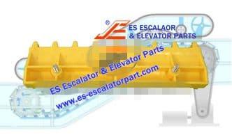 Escalator Part XDDM4096 Step Demarcation NEW