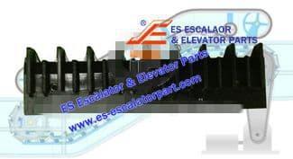 Escalator Part XDDM4098 Step Demarcation NEW