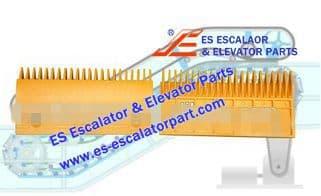 Escalator Part XDDM4133 Step Demarcation NEW
