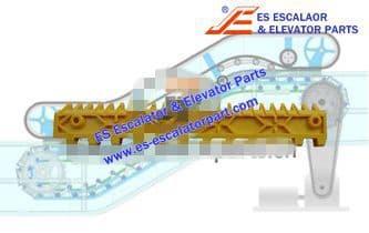 Escalator Part XDDM4134 Step Demarcation NEW