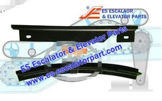 Escalator Part XDDM4163B Step Demarcation NEW