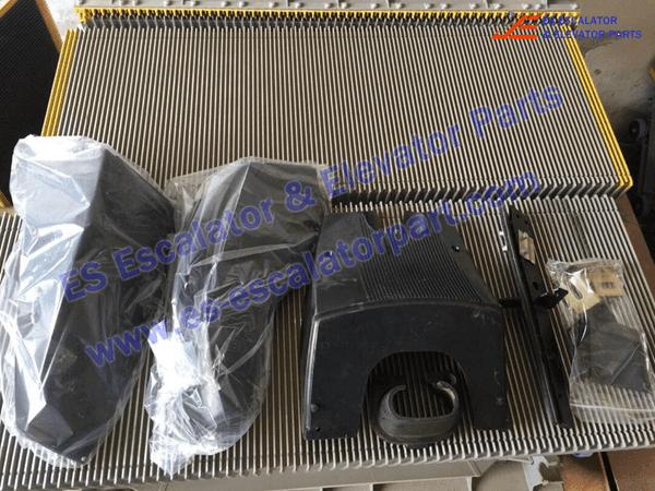 LG/SIGMA inner box for escalator