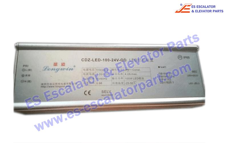 KONE for escalator CDZ-LED-100-24V-QD LED Control