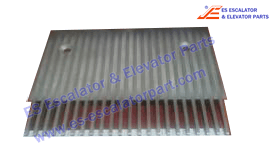 ThyssenKrupp Comb Plate for Moving walk
