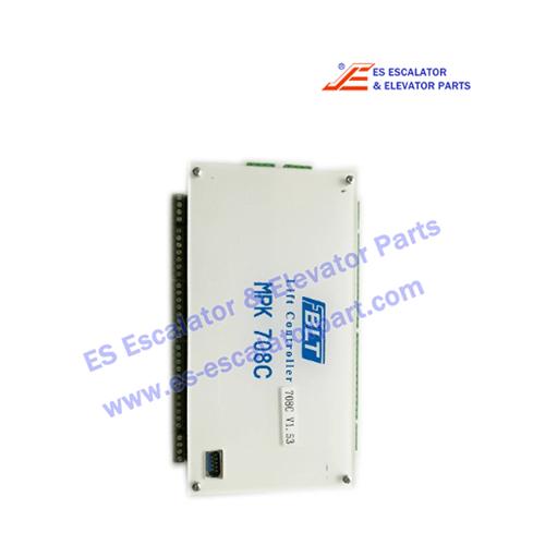 BLT Elevator PCB Main Board-MPK 708C V1.53