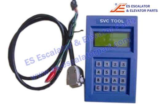 LG/SIGMA Elevator SVC tool DOA-110