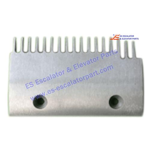 LG Escalator 2L11531-R Comb Plate L=157.8mm 17T