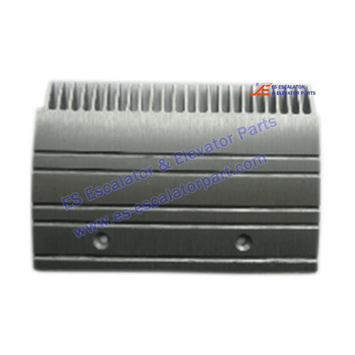 Otis Escalator Comb Plate (LHS) L=206.4mm 24T