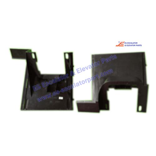 OTIS 506 Escalator GAB438BNX5 Handrail Frontplate 78mm