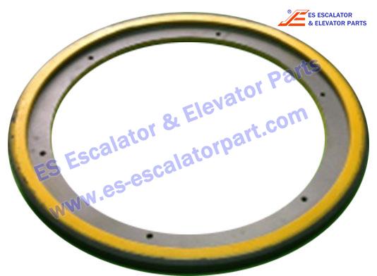 Xizi Otis Escalator Handrail Wheel Friction Ring