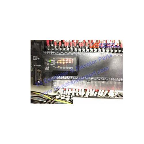 KOYO ELEVATOR Omron Sysmac CP1E