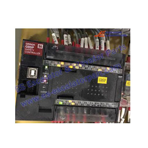 <b>KOYO ELEVATOR Omron G9SP Safety Control</b>