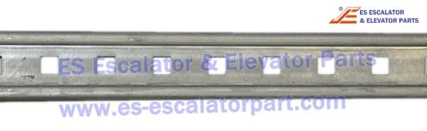 KONE escalator DEE3689852 Handrail Straight Guide