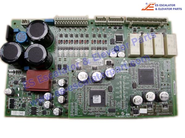 otis escalator GBA26800MF10 PCB