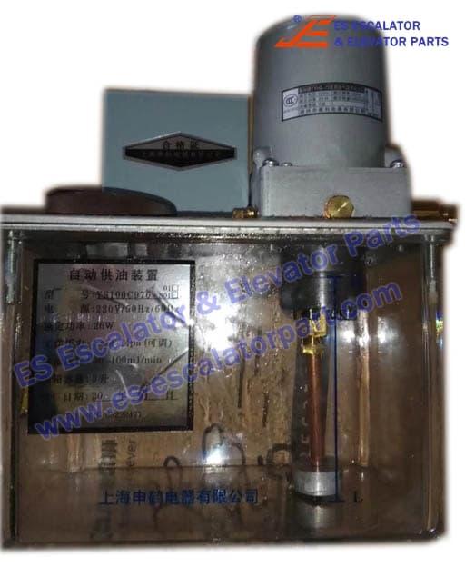 ESMitsubishi Escalator oiler