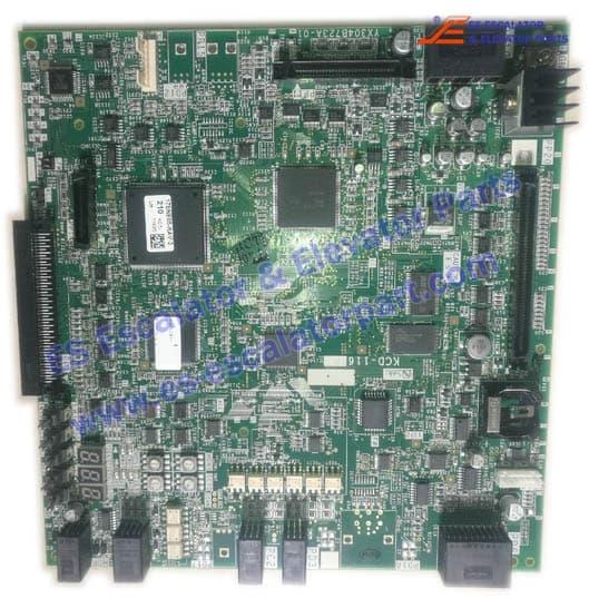 ESMITSUBISHI Elevator KCD-1162.1161 PCB
