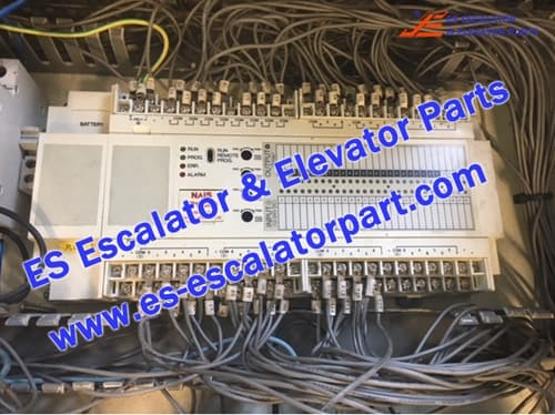 ESFUJITEC Elevator PLC GS8000 WITH PROGRAM