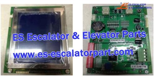 ESSJEC CLCD-08 COP PCB INDICATOR