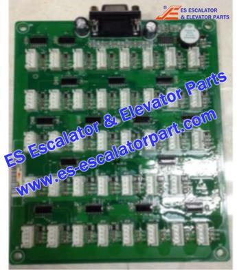 SJEC MCTC-CCB-B COP PCB