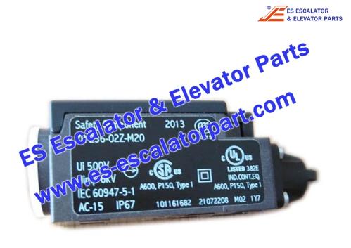 ESSJEC FEH303-1000 TS236-02z-M20