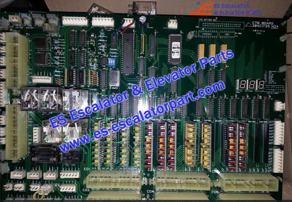 Hyundai Elevator PCB CTB NEW
