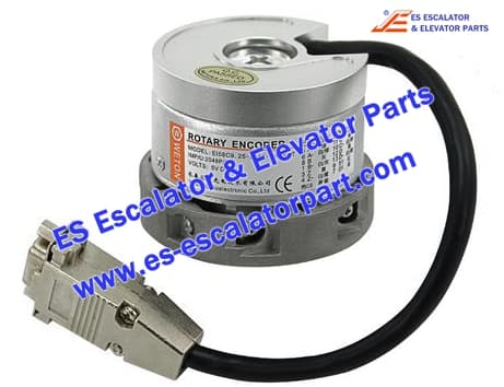 WETON Rotary Encoder EI58C9.25-2048-SA5N4TJ for SJEC Elevator