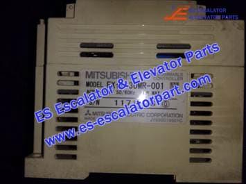 Mitsubishi PLC FX1s-30MR-001