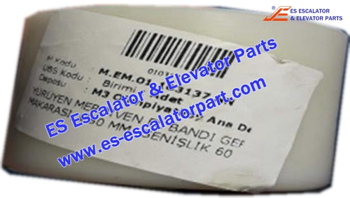 THYSSEN Escalator TUGELA 945 30550200 handrail tension roller