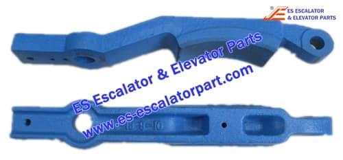 Kone escalator KM937338H01 Brake arm