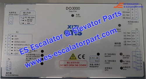 ESXIZI OTIS Elevator DO-3000 door box