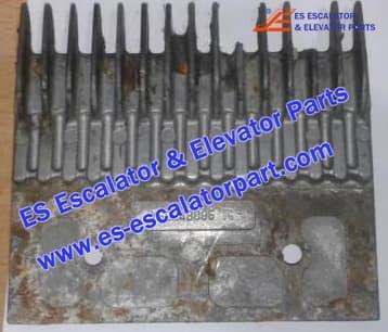 Mitsubishi Escalator YS024B095 Comb plate