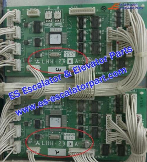 ESMitsubishi Elevator LHH-290A PCB