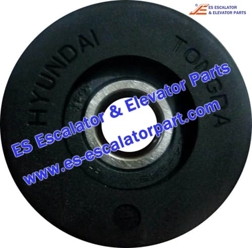 Hyundai Escalator Step Chain Wheel 80