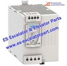 ESCNIM Escalator Parts ABL8 WPS 24200 Power Supply
