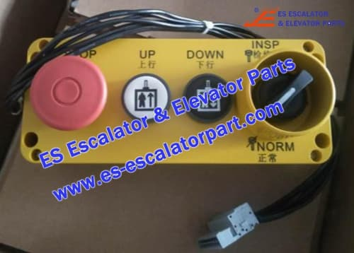 Schindler Escalator Parts 57635403 Control handle