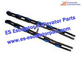 Thyssenkrupp Escalator Parts 1705776800 Step Chain