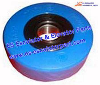 Thyssenkrupp Escalator Parts 1705773900 Step wheel