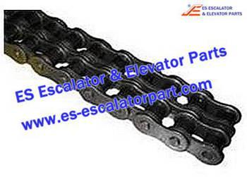 Thyssenkrupp Escalator Parts 1701856000 Roller chain