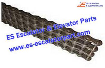 Thyssenkrupp Escalator Parts 1701705400 Roller chain