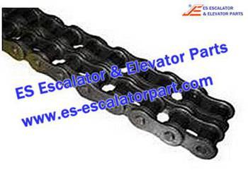 Thyssenkrupp Escalator Parts 1701574300 Roller chain