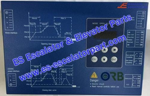 ESThyssenkrupp Elevator Parts BG201 Door Control